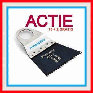 Zaagblad Precision RB85 AKTIE